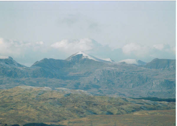 Snowdon from Arenig Fawr 2 001