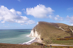 Dorset coastal path walk